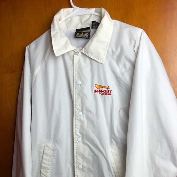 8f93583de In N Out Windbreaker